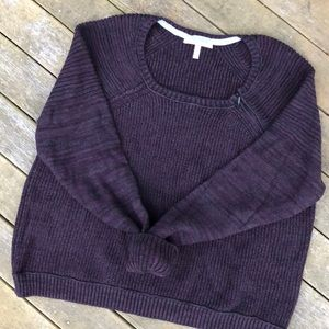 Victoria's Secret | knit zipper sweater